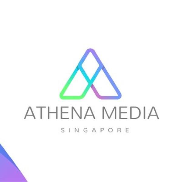 Athena Media logo