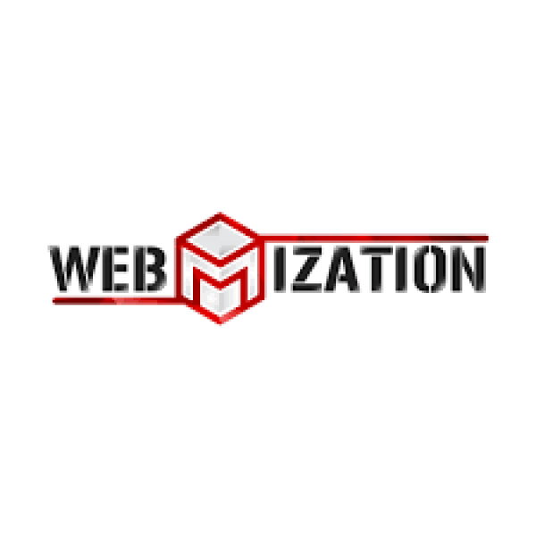 Webmization logo